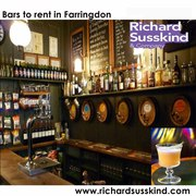 Bars to rent in Farringdon