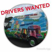 Drivers Wanted - Deliver and Setup Inflatables